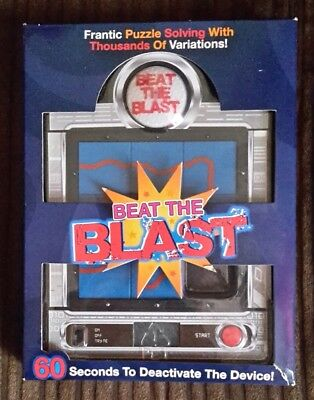 Beat The Blast - Brain Puzzle Solving Game - 60 Seconds to Deactivate The Device