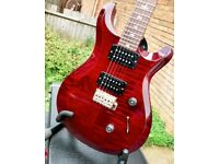 PRS S2 Custom 24 - Dark Cherry - Cost £1700 new