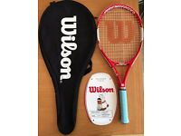 Brand New Limited Edition Wilson Federer 105 Racket