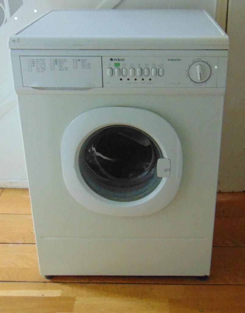 Indesit washing machine fully working 1200 spin eco modein Roundhay, West YorkshireGumtree - Indesit washing machine fully working good working condition minor signs of use minor dents from being moved around but nothing major please keep in mind that the item is advertised elsewhere and the listing can be ended at any time local delivery...