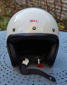 Bell 500 custom helmet £99 boxed, brand new. Size large