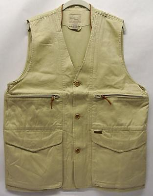 BERETTA FRANCIACORTA 7 Pocket VEST HUNTING / SHOOTING - Khaki  L or XL NWT (Beretta Shooting Vest)