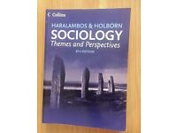 Three very useful second hand Sociology books for sale