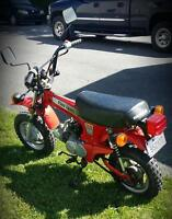 Mini-Trail Honda CT 70 1985