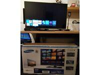 "Samsung 32"" H5500 Smart HD LED TV"