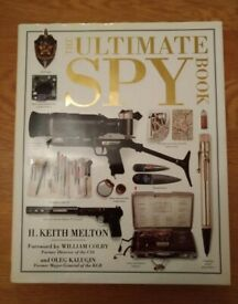 Book The Ultimate Spy Book By Keith Melton Hardback New