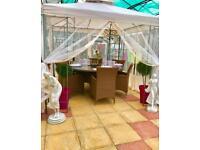 Garden / Patio rattan furniture