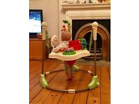 Fisher price jumperoo bouncer seat chair