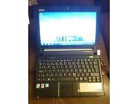 Acer Aspire One KAV60 Netbook Laptop Win 7 Webcam SSD Wifi Bluetooth Cheap