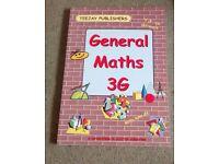 TEEJAY PUBLISHERS General Maths 3G Textbook