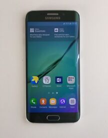 Samsung Galaxy S6 Edge SM-G925F - 32GB - Emerald Green (Unlocked)