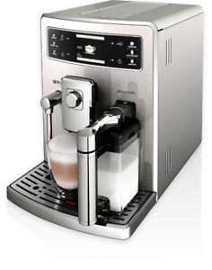 Super Automatic Espresso Coffee Machine Saeco XELSIS EVO HD8954/47 Refurb - BESTCOST.CA