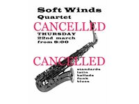 Jazz Night at The Brunel CANCELLED