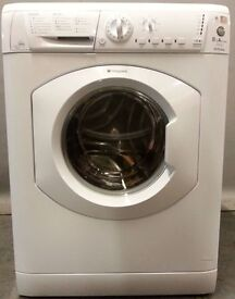 Hotpoint Washing Machine WF8B593/PCC57747, 3 month warranty, delivery available in Devon/Cornwall