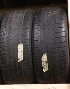 Set of two tires size 235/45R20 for sale!