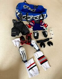 Hockey Kit for 10-12 y.o.