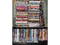 100+ DVDs job lot £25 pick up Bramhope, Leeds, LS16
