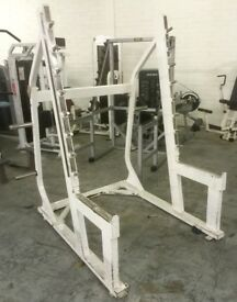 USED OLYMPIC SQUAT RACK FORSALE!!