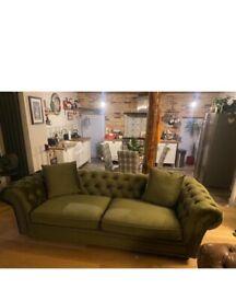 Beautiful 3 seater sofa