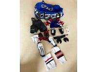 Ice Hockey Kit for ~10-14 y.o.