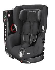 Axis car seat