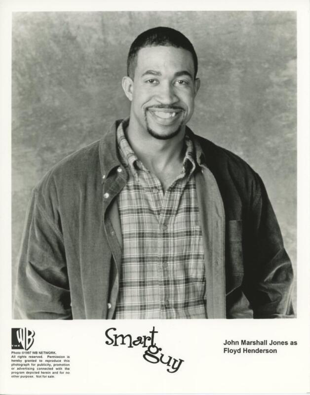 """John Marshall Jones in """"Smart Guy"""" Original TV Still"""