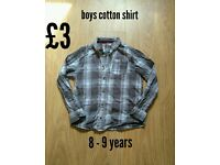 Boys clothes, low prices