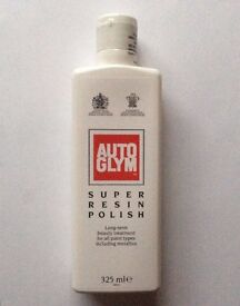 AutoGlym Super Resin Polish 325ml - New