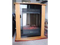 Dimplex Orvieto micro fireplace
