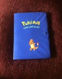 Pokemon cards + binder