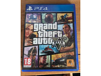 GTA 5 PS4 Excellent Condition - £15
