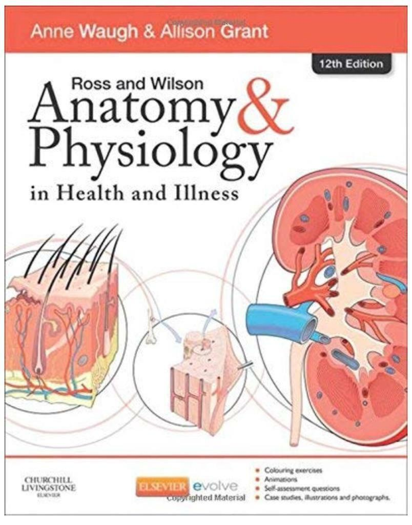Ross and Wilson Anatomy & Physiology | in Sutton, London | Gumtree