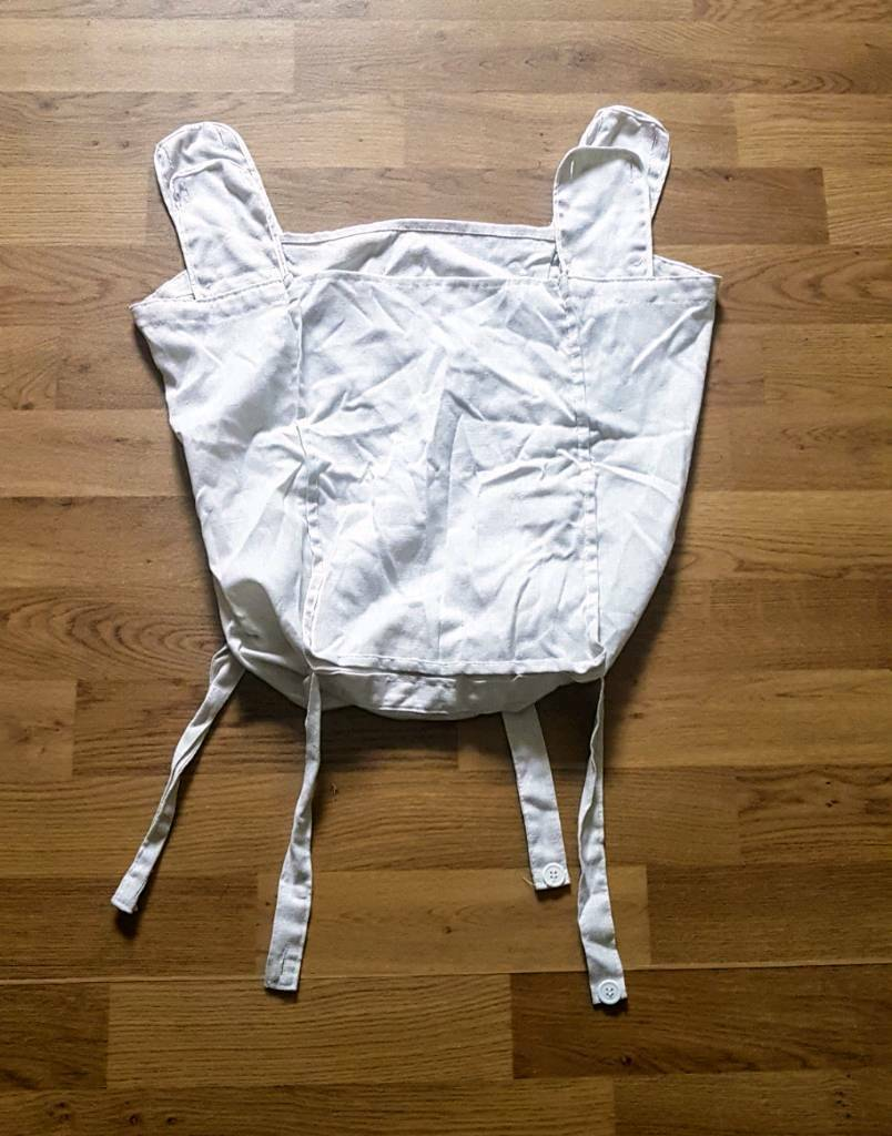 UNBRANDED Cream Laundry Bag | Excellent Condition | Leeds