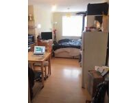 Large fully furnished ensuite double room with your own kitchen, 3 mins walk to Leyton station.