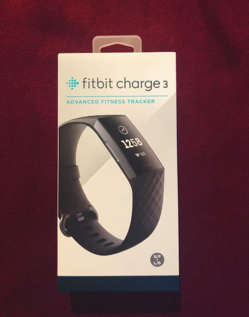 Fitbit Charge 3 - Brand New | in Mill Hill, London | Gumtree