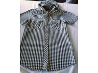 Crosshatch Shirt size small
