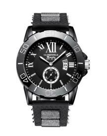 Globenfeld Maestro Men's Black Watch - New with box