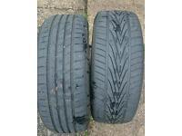 FORD wheels 205/55/16 5 x 108mm