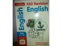 New Collins KS2 English Revision Book