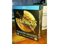 Spartacus series collection on bluray sealed