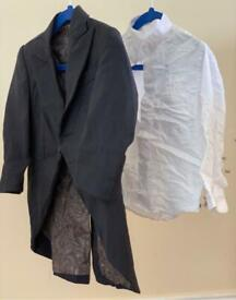 Toddler Tuxedo tail suit - 2 years