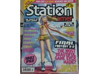 Station Gamer Ultra Rare Issue 4 of 4 from 2004. £20 Not available anywhere.