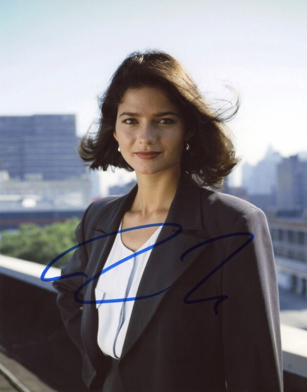 "Jill Hennessy ""Law & Order"" AUTOGRAPH Signed 8x10 Photo"