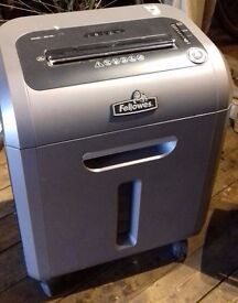 Fellowes industrial size document/paper shredder