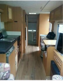 6 Berths Touring Caravan