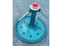 Retro Water Spinkler