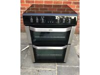 Belling Free Standing Oven, Hardly Used, Spotlessly Clean