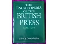 The Encyclopedia of the British Press