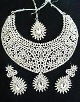 Beautiful bridal necklace sets available for $35