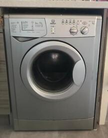 Indesit Washing Machine (silver)